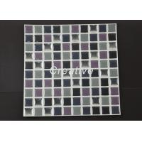 China Professional Indoor 1.5 - 2mm 3D Gel Wall Tiles Stickers Labels For Hotel wholesale