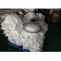 China Large Clear Ball ABS Plastic Vacuum Forming Shell For Machine / Equipment on sale