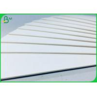 China FSC Certification 1.8mm White Absorbent Paper For Making Coaster wholesale