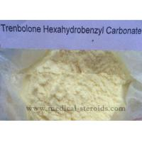 China Muscle Building Tren Anabolic Steroid Trenbolone Hexahydrobenzyl Carbonate wholesale