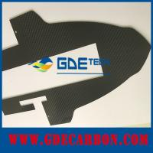 China Custom carbon fiber cnc cutting carbon fiber board wholesale
