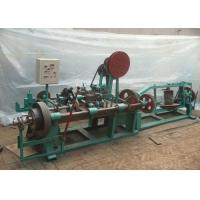 China Professional Fully Automatic Barbed Wire Machine Easy Operation 1900mm*1300mm*980mm wholesale