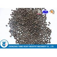 Buy cheap Ball Shape Fertilizer Making Granules Machine with Carbon Steel from wholesalers