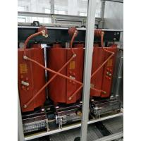 China Steel Plate Frame Dry Type Distribution Transformer 35kv Resin Insulation wholesale