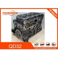 China Diesel Engine Short Block Assy And Long Block Assy For Nissan / Forklifter Parts QD32 wholesale