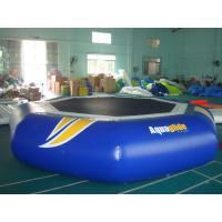 China Takeoff Towable And Inflatable Water Trampoline For Water Sports Games wholesale