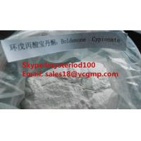 China Healthy Boldenone Cypionate Raw Steroid Hormone Powder Without Side Effects BC 106505-90-2 wholesale