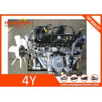 China Complete Engine Cylinder Block For Toyota 3Y 4Y 1RZ  2RZ  3RZ Toyota Forklift Engine wholesale