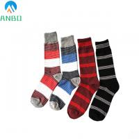 China custom knee high cotton dress socks for men wholesale