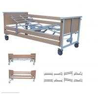 China 4 Motors Hospital Type Beds For Home, Single Adjustable Beds For The Elderly wholesale