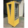 China Manual Defrost Single Door Beverage Display Cooler , Commercial Beverage Fridge wholesale