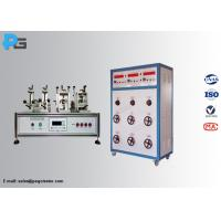 China 50Hz IEC60884-1 Switch Plug Socket Tester Outlet Life For Breaking Endurance Testing wholesale