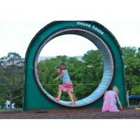 China Outdoor Park Individual Playground Equipment Tunnel Equipment For Children wholesale