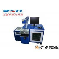 Buy cheap IPG JPT Fiber Laser Marking Machine , 20w 50w Metal Marking Etching Machine from wholesalers