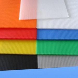 China Versatile Twin-wall Plastic Sheet on sale