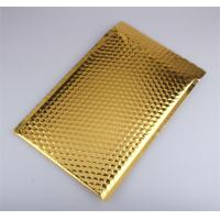 China Anti Static Metallic Bubble Mailers , Bubble Package Envelope Various Colors on sale