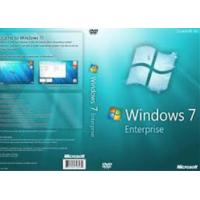 China Original Windows 7 Enterprise Genuine Activation , Stable Windows 7 Enterprise Versions on sale