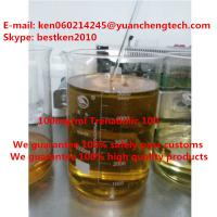 China Natural Legal Anabolic Steroid Powders 100mg/ml Trenabolic 100 Trenbolone Acetate for Burning Fat on sale