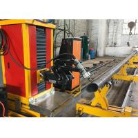 China with flame and plasma cutting mode stainless steel round pipe square pipe cutting machine wholesale