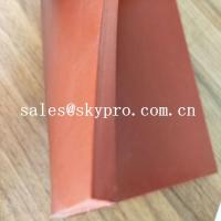 China Insulation Natural Latex Rubber Sheets High Temp Anti - abrasion Thick Petrol Resistant wholesale