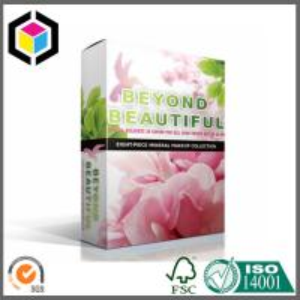 China Duplex Board Paper CMYK Color Print Cardboard Box; Glossy Color Carton Box wholesale