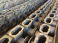 China CNC Machining 450 500 Grade Ductile Cast Iron Valve Parts wholesale