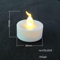 China 2013 HOT fantastic electric flickering candle light on sale