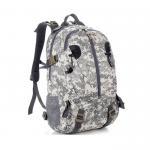 Unisex Army fans 40L Outdoor Backpack Schoolbag Computer Wear Nylon Waterproof