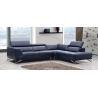 China Modern Italian Leather Sofa Set / Genuine Leather Sofa Set SGS Certification wholesale