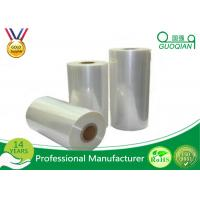 China Shrink Stretch Wrap Film Pallet 20mic Thickness Non Adhesive For Building Materials Package wholesale
