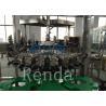 China Carbonated Drink Filling Beverage Bottling Equipment With CO2 Glass Bottle PET Bottle wholesale