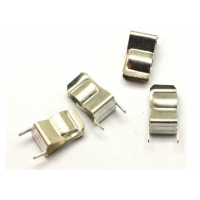 China Fast Speed 250V 15A Copper Tin Plated Pcb Fuse Clip wholesale