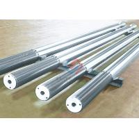China CK45 Hard Chrome Plated Piston Rod For Hydraulic Cylinder Higher Strength wholesale