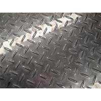China Flooring Diamond Plate Stainless Steel Sheets 1800mm Width High Grade wholesale