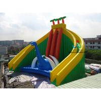 China Commercial used inflatable water slide/huge bouncy slide for sale water slide-52 wholesale