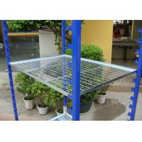 China Foldable garden flowers wagons display trolley cart for sale wholesale