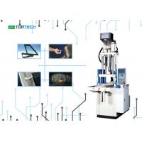 China Future Proofing Vertical Plastic Injection Moulding Machine With Mold Vacumm Function wholesale