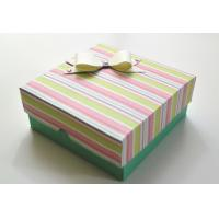 China Customized Luxury Paper Gift Box , Recycled Paper Drawer Box wholesale