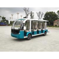 China Top quality high-quality mini sightseeing tourist bus CE certification on sale