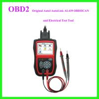 China Original Autel AutoLink AL439 OBDIICAN and Electrical Test Tool wholesale