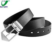 China High Quality Wholesale Casual Brown Automatic Genuine Replacement Men Leather Belt Strap wholesale