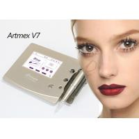 Buy cheap Artmex V7 Digital Permanent Makeup Tattoo Machine With Eyes Rotary Pen MTS PMU from wholesalers