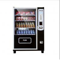 China Coin operated Snack And Drink Vending Machine , Beverage Dispensing Machine wholesale