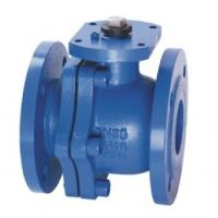 China Soft Seal Ductile Iron Ball Valve Flexible Leakproof Flow Control Ball Valve wholesale