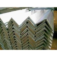 China Standard Pickled Stainless Steel Angle Bar SS304 SS304L SS316 SS316L SS201 SS310S wholesale