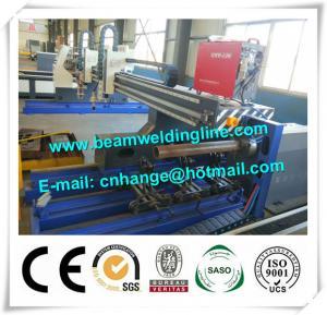 China CNC Plasma Cutting Machine For Sheet And Pipe , Pipe Profile Plasma Cutting Machine wholesale