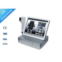 China 3D HIFU Beauty Machine , Fine Lines Removal HIFU Ultrasound Machine 0.2J - 2.0J wholesale