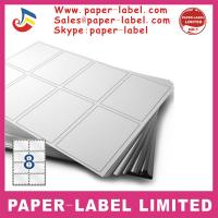 China Label Dimensions: 105mm x 74mm Software Compatible Codes: 3427, DPS08 A4 labels wholesale