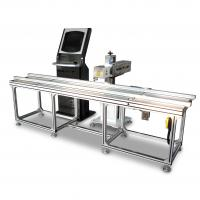 China Co2 Laser Marking Machine , Laser Power 50w Co2 Laser Engraver wholesale