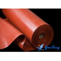 China High Performance Flame Resistant Cloth Textile Silicone Compound Fiberglass Cloth Industrial Fireproof wholesale